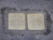 Stolperstein Reiter